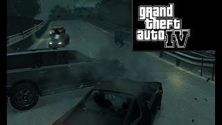 GTA IV Interesting Deaths and Moments