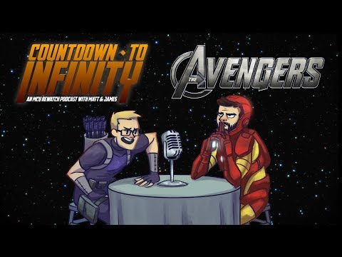Countdown to Infinity Ep06 - The Avengers
