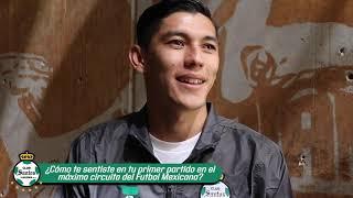 embeded bvideo Entrevista: Gerardo Arteaga - A 3 años de su debut en Primera División