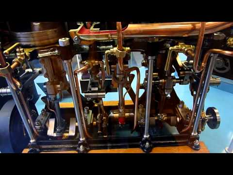 Science Museum Maritime Model Engines