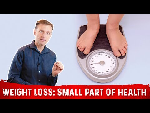 Weight Loss: Only a Small Part of Health
