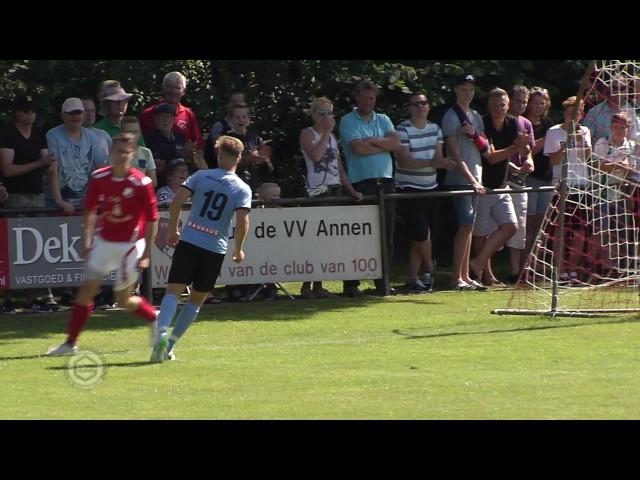 VV Annen - FC Groningen
