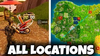 Pigeons In Fortnite Shoot A Clay Pigeon At Different Locations Fortnite All 6 Locations Week 3 Challenge Guide Youtube