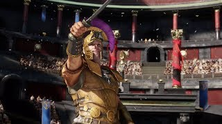 Ryse: Son of Rome - Commodus Boss Battle [1080p HD] | Xbox One