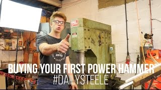 Buying Your First Power Hammer | My Sahinler 60kg