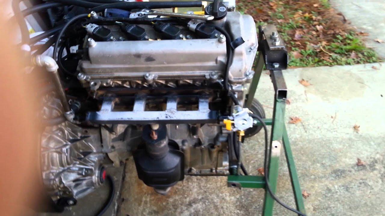 Prius Generator Exhaust