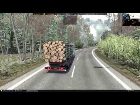 Tour por Indonesia | IndoMap 2.1 | Euro Truck Simulator 2