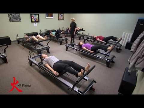 Best Pilates Reformer Classes Palo Alto KB Fitness Exercise