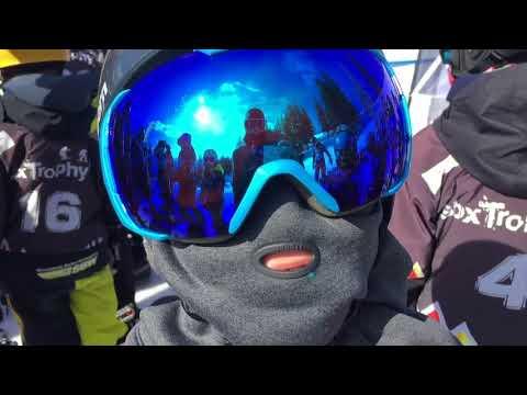 11yo Snowboarder Charlie Lane Season 17/18 | TeamWAY