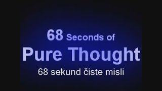 Abraham-Hicks: 68 sekund čiste misli (68 seconds of pure thought)