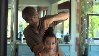 Disney Fairies - Iridessa Hairstyling Tutorial with Ken Paves