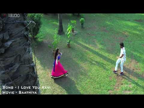 I love you Rani I love you  full HD video