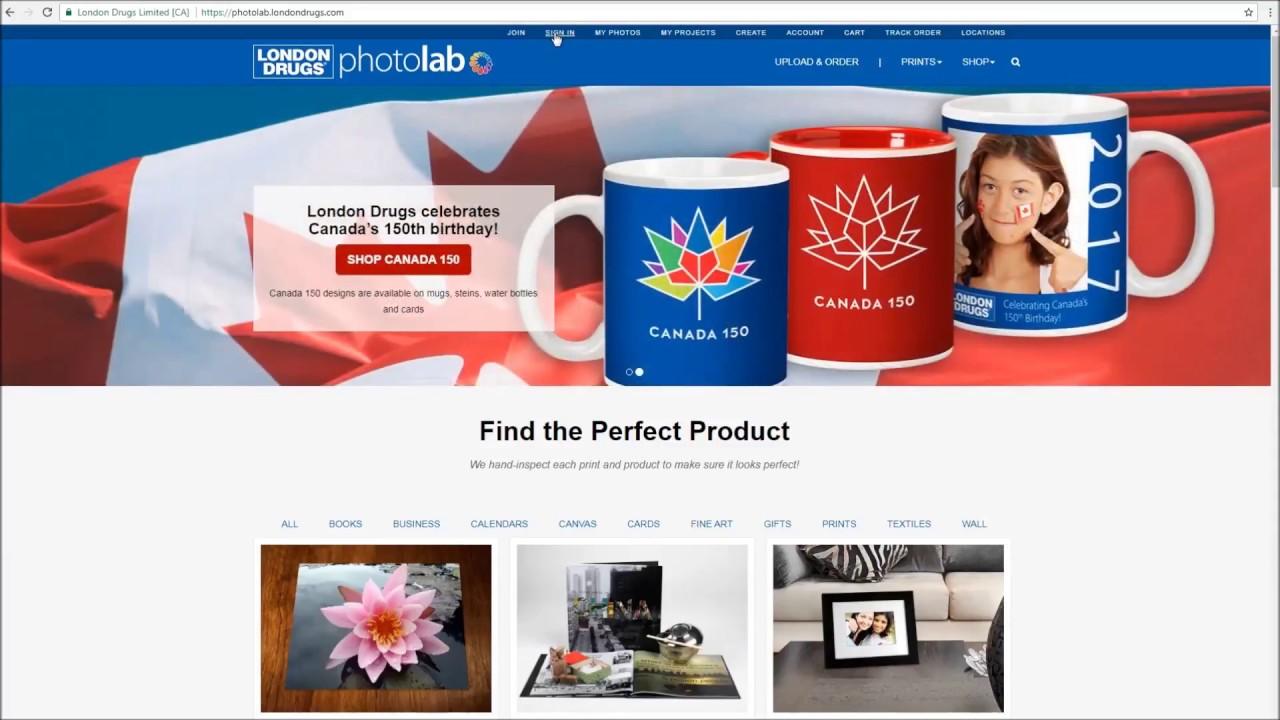 London drugs photolab online tutorial youtube london drugs photolab online tutorial reheart Choice Image