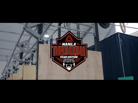 Manila Throwdown Team Edition 2015