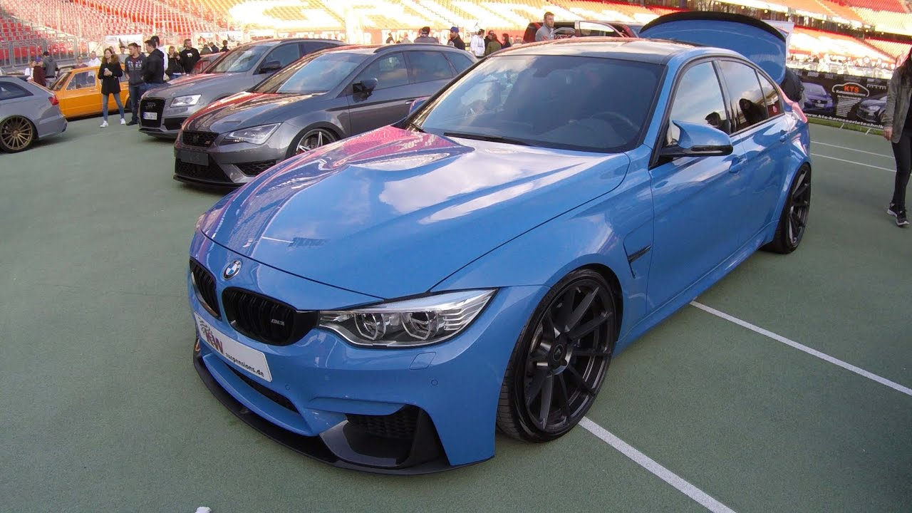 bmw m3 f80 compilation 2 blue and silver colour. Black Bedroom Furniture Sets. Home Design Ideas