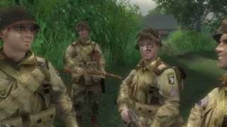 Brothers in Arms: The Road to Hill 30 (Прохождение by G_GodA) Часть 4