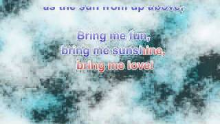 Willie Nelson - Bring me sunshine Lyrics