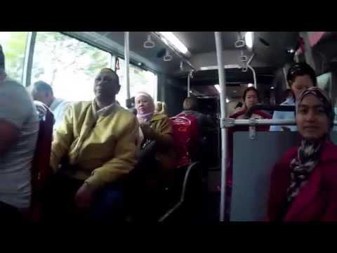 KL to Melbourne Part 1 - SJCAM wifi