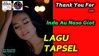 Download lagu LAGU TAPSEL TERBARU | INDA AU NASOGIOT | ENO | DIKA MUSIC PRO PADANGSIDIMPUAN