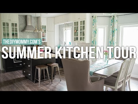 Summer Kitchen Decor Ideas