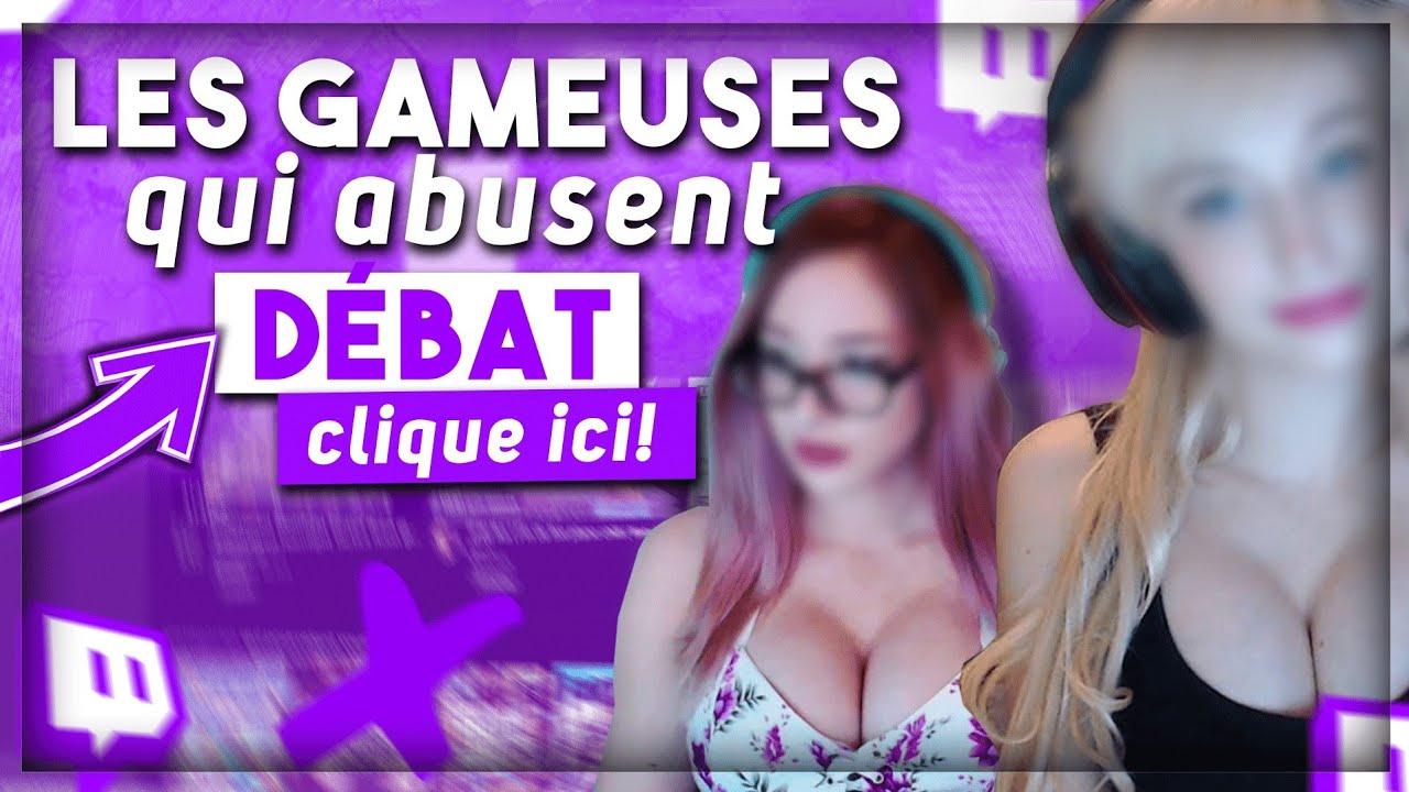 LA VÉRITÉ SUR LES GAMEUSES !  [NUDITÉ HARCÈLEMENT INSULTES 🔞] DEBAT