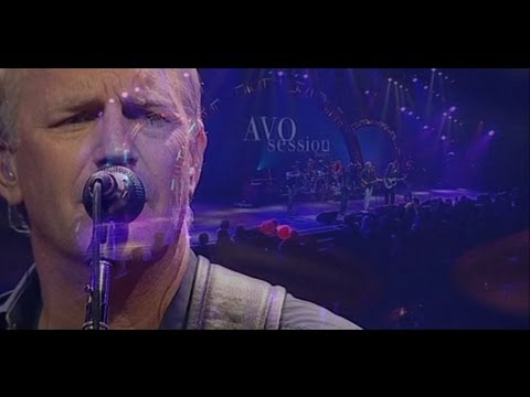 Kevin Costner & Modern West - Superman 14 - live at AVO SESSION 2009 Basel,Switzerland