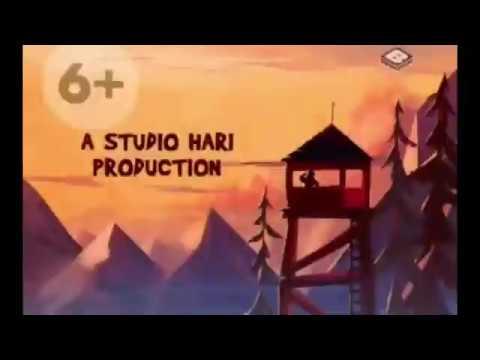 1 СЕРИЯ ГРИЗЛИ И ЛЕММИНГИ 1 (серия) 1 (сезон)