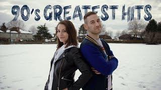 Download lagu 90 s Greatest Hits in 4 Minutes MASHUP Nikita Afonso Stephen Scaccia Randy C