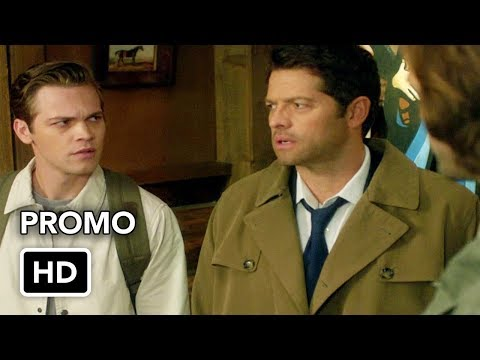 "Supernatural 13x06 Promo ""Tombstone"" (HD) Season 13 Episode 6 Promo"