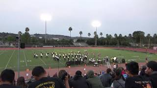Yucca Valley High School Semi Finals Band Competition 2018