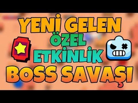 ÇILGIN BOSS AVI !! - Brawl Stars