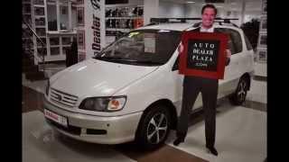видео Продажа Toyota ipsum (2002) / Новосибирск