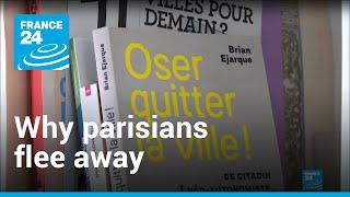 Leaving Paris: What's behind the exodus?