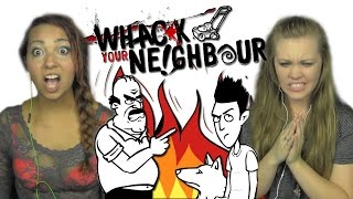 WANT SOME WIENERS? | Whack your Neighbor