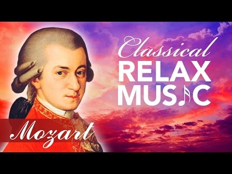 Instrumental Music for Relaxation, Classical Music, Soothing Music, Relax, Mozart, ♫E010