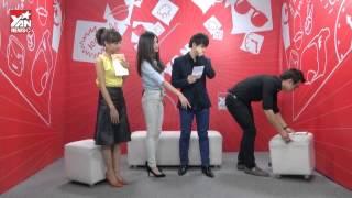 """YAN Chat: Đông Nhi """"gài hàng"""" Quang Bảo khiến Ông Cao Thắng cười """"lăn lộn"""""""