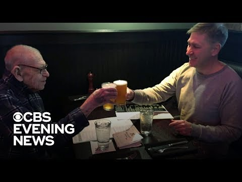 Steve Hartman pays tribute to his father