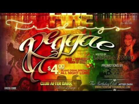 Fire Fridays Reggae - 6400 Pacific Coast Hwy - Long Beach,CA 90803
