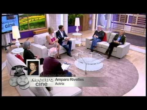 Entrevista a Amparo Rivelles en Nuestro Cine