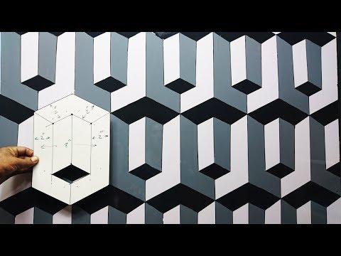 3d wall painting   3d wall texture new design ideas   3d wall decoration effect   interior design