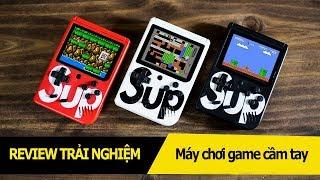 REVIEW TRẢI NGHIỆM MÁY CHƠI GAME CẦM TAY
