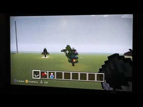 Creative World    Rollercoaster    Part 1    Xbox 360 Minecraft