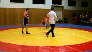 130kg Fr  Robin Ferdinand vs Jonas Trautmann