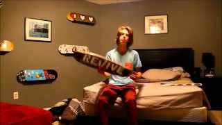 REVIVE SKATEBOARDS UNBOXING #2| cruiser board and more