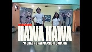 Hawa Hawa Dance Choreography I Dance Cover I Learn Dance on Hawa Hawa I Easy Steps I The Right Moves