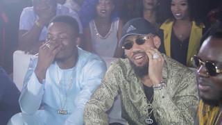 OLAMIDE PHYNO SIMI FALZ TURN UP AT ADEKUNLE GOLD'S ALBUM LAUNCH (Nigerian Entertainment)
