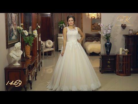 Collection of wedding dresses 2017 . Victoria Karandasheva.
