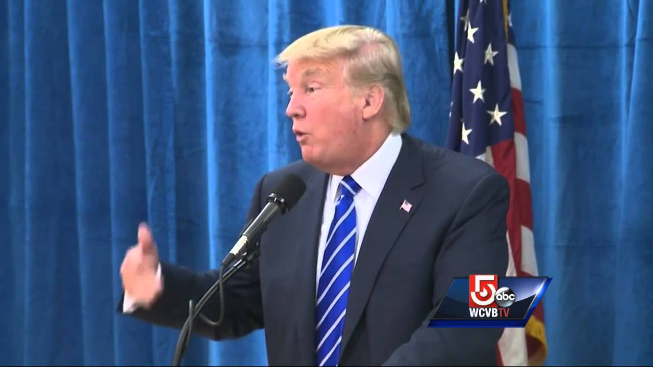 Trump tells Boston to 'get a real mayor,' calls Walsh a clown