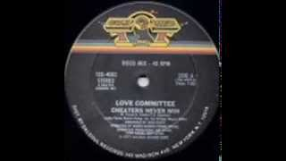 Cheaters Never Win-Love Committee