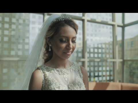 A Modern Fairytale Wedding Film {Rebecca & Zach}